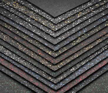 New gym mats